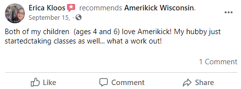 Kids4, AmeriKick Wisconsin